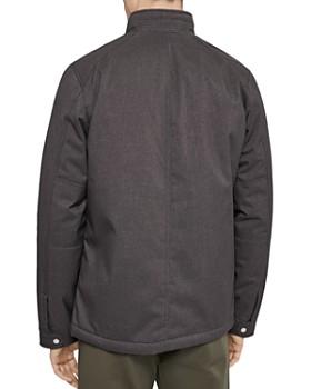 REISS - Heath Funnel-Neck Jacket