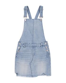 de2fbb786545 7 For All Mankind - Girls  Skirt Overalls - Big Kid ...