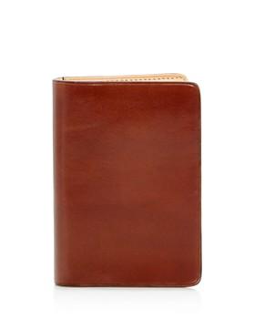 Il Bussetto - Il Bussetto Leather Bi-Fold Card Case - 100% Exclusive