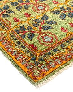 "Solo Rugs - Arts and Crafts Toulon Runner Rug, 2' 9"" x 8' 0"""