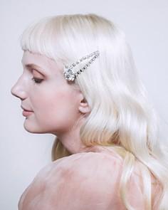 Epona Valley - Embellished Snap Hair Clip