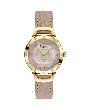 Salvatore Ferragamo Ferragamo Style Watch, 34mm