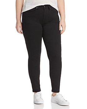 Seven7 Jeans Plus - Skinny Jeans in Nuit
