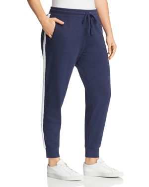 Marc New York Performance Plus Side-Stripe Sweatpants