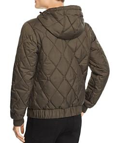 G-STAR RAW - Whistler Meefic Hooded Bomber Jacket