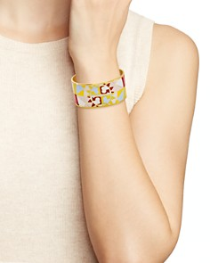Tory Burch - Constellation Open Cuff Bracelet