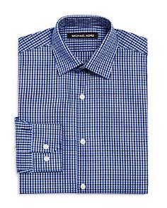 Michael Kors - Boys' Check Dress Shirt - Big Kid