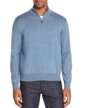 4282c33c0dc Brooks Brothers - Half-Zip Sweater ...
