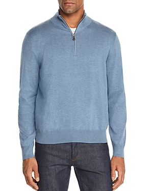 Brooks Brothers Half-Zip Sweater