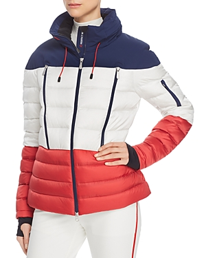 Perfect Moment Polar Quilted Down Coat