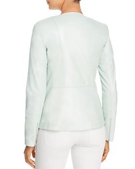 Lafayette 148 New York - Janella Leather Jacket
