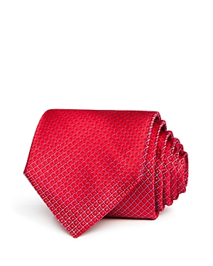 The Men's Store at Bloomingdale's Textured Neat Silk Classic Tie - 100% Exclusive