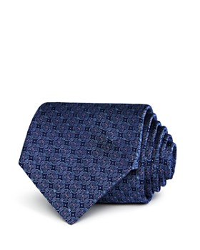 The Men's Store at Bloomingdale's - Circle-Pattern Silk Classic Tie - 100% Exclusive