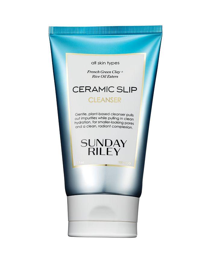 SUNDAY RILEY - Ceramic Slip Cleanser 5 oz.