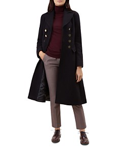 HOBBS LONDON - Rosetta Double-Breasted Coat