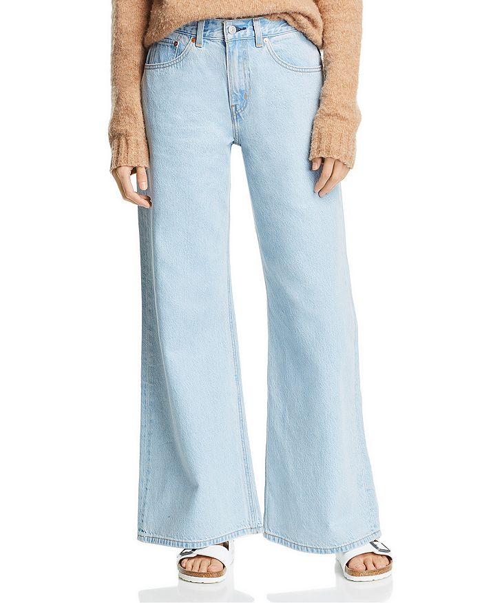 72ec3da1c2e5 Levi's Massive Wide-Leg Jeans in Bigs and Smalls | Bloomingdale's