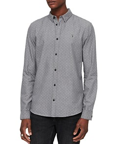 ALLSAINTS - Montauk Slim Fit Button-Down Shirt