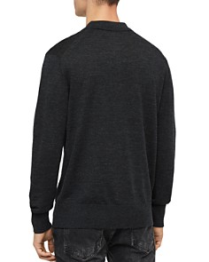 ALLSAINTS - Lang Merino Wool Polo Sweater