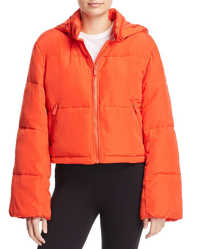 Alo Yoga - Introspective Cropped Puffer Jacket