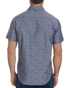 Robert Graham - Mainland Short-Sleeve Paisley-Print Classic Fit Shirt