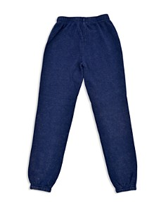 Butter - Girls' Fleece Embellished Vacay Sweatpants - Little Kid, Big Kid