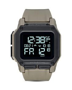 Nixon - Regulus Beige Watch, 44mm x 46mm
