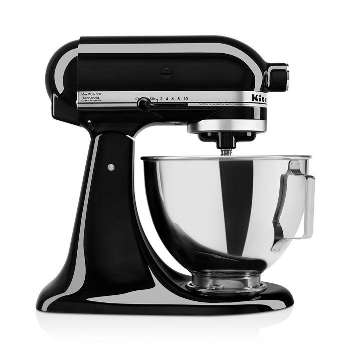KitchenAid - 4.5-Quart 10-Speed Tilt-Head Stand Mixer #KSM85PBOB