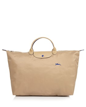 6bf382986 Longchamp - Le Pliage Club Large Nylon Canvas Travel Bag ...