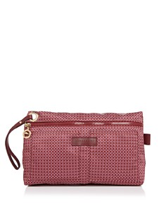 Longchamp - Le Pliage Large Dandy Print Cosmetic Case