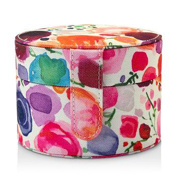 kate spade new york - Floral Travel Jewelry Organizer Box