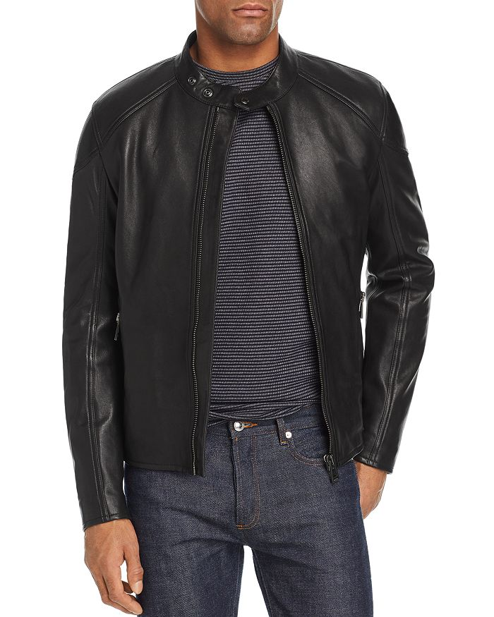 Belstaff - B Racer Leather Jacket