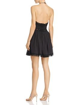 Charo Ruiz Ibiza - Kim Crochet Lace Paneled Dress