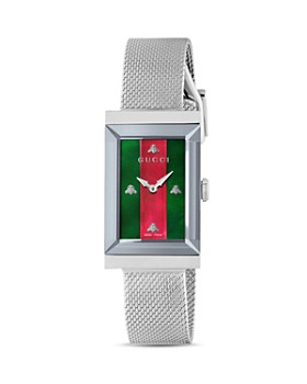 Gucci - New G-Frame Watch, 21mm x 34mm