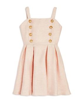 9090ff5db Bardot Junior - Girls' May Shimmer-Knit Dress - Little Kid ...