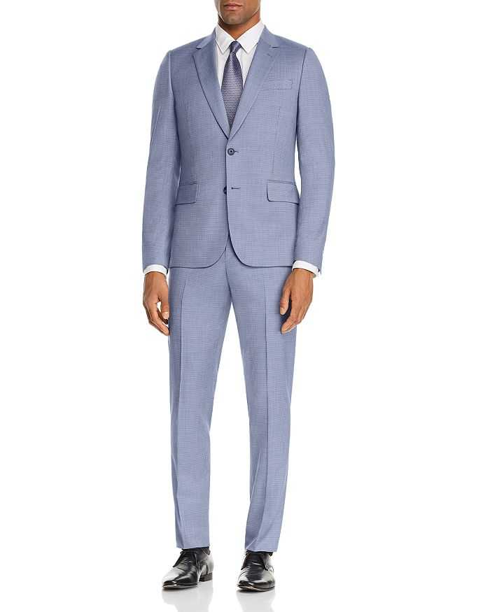 Paul Smith - Houndstooth Slim Fit Suit