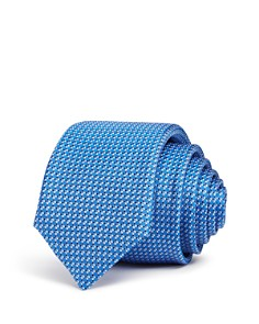 BOSS - Multi-Dot Silk Skinny Tie