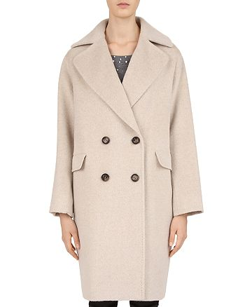 Gerard Darel - Mary Double-Breasted Coat