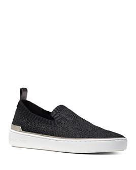 MICHAEL Michael Kors - Women's Skyler Knit Slip-On Sneakers