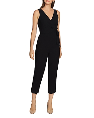 1.state Cropped Wrap Jumpsuit