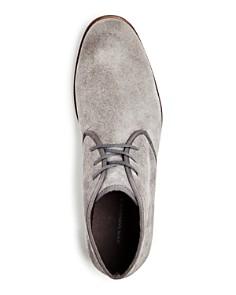 John Varvatos Star USA - Men's Seagher Suede Chukka Boots