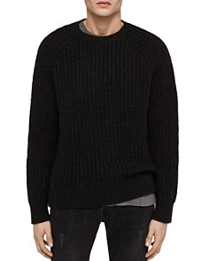 ALLSAINTS - Mast Chunky-Knit Crewneck Sweater