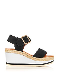 Andre Assous - Women's Carla Platform Wedge Sandals