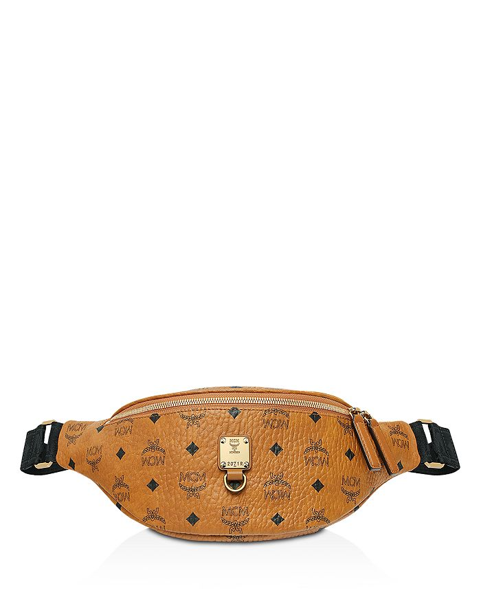 85840ddb89d412 MCM - Fursten Visetos Small Belt Bag