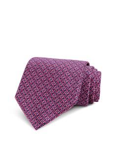 The Men's Store at Bloomingdale's - Geo-Link Silk Classic Tie - 100% Exclusive