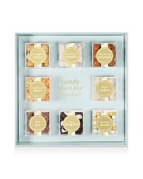 Sugarfina - Happy Holidays 2018 Candy Bento Box, 8-Piece