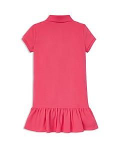 Ralph Lauren - Girls' Big Pony Drop-Waist Polo Dress - Little Kid