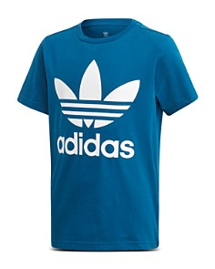 Adidas - Girls' Trefoil Tee - Big Kid