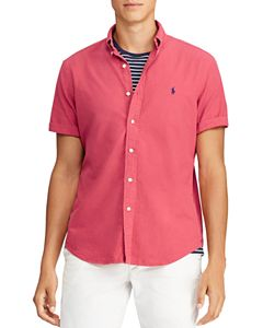 a5aae533 Palmgo Palm Leaf Line Print Regular Fit Button-Down Shirt. You Might Also  Love (4). Polo Ralph Lauren. Polo Ralph Lauren. $85.00. Polo Ralph Lauren