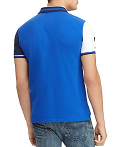 Polo Ralph Lauren - Color-Block Mesh Polo Shirt