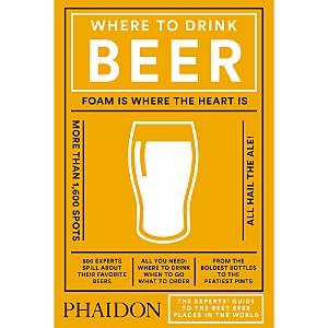 Phaidon Where to Drink Beer Book
